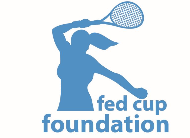 Australian Fed Cup Tennis Foundation Logo