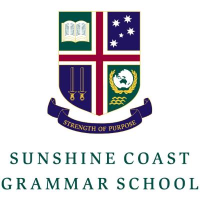 Sunshine Coast Grammar School Logo