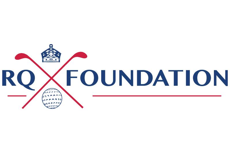Royal Queensland Golf Club Foundation Banner