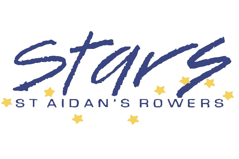 St Aidans Rowers STARS Logo