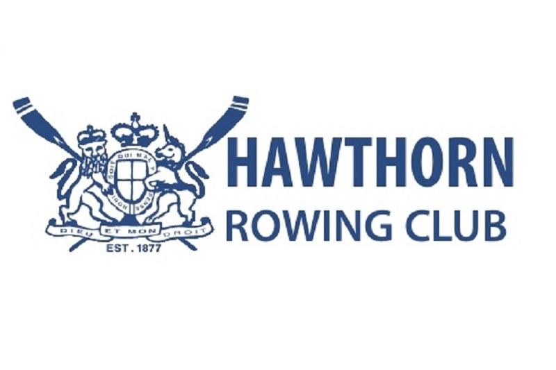 Hawthorn Rowing Club Logo