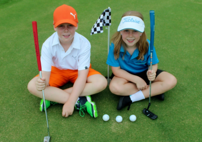 Queensland Golf Foundation Junior Golf Banner