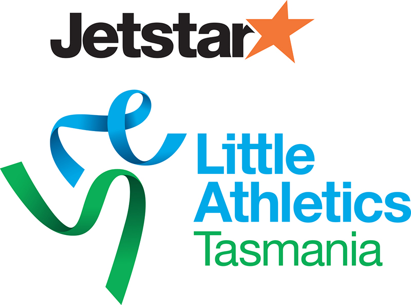 Little Athletics Tasmania Logo