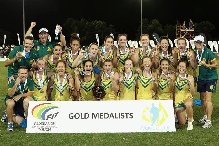 Trans Tasman Womens Team Banner