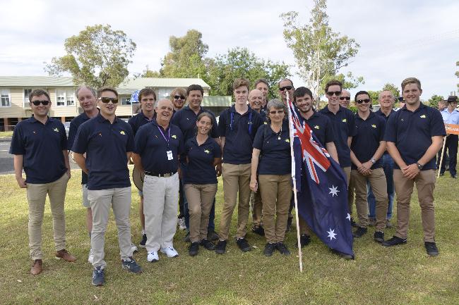 Gliding Federation of Australia Banner