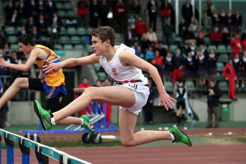 Cranbrook School Sports Development Fund Banner