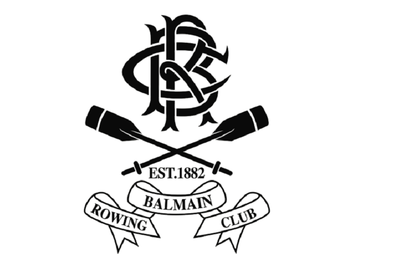 Balmain Rowing Club Logo
