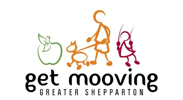 Get Mooving Greater Shepparton Logo