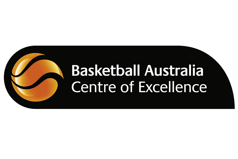 Basketball Australia Centre of Excellence Logo