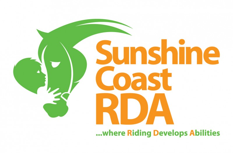 Sunshine Coast Riding For The Disabled RDA Logo
