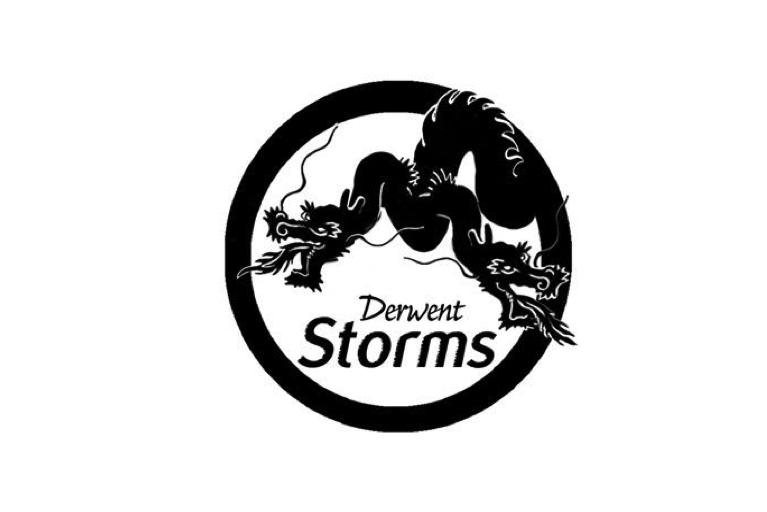 Derwent Storms Dragon Boat Club Equipment Fund Logo