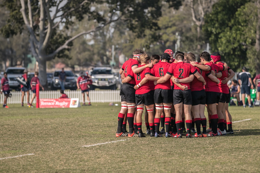 Gregory Terrace Rugby Touring Fund Banner