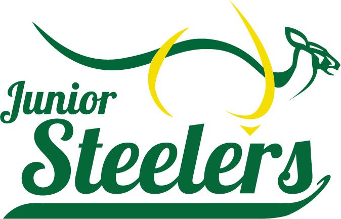 Aussie Junior Steelers Logo