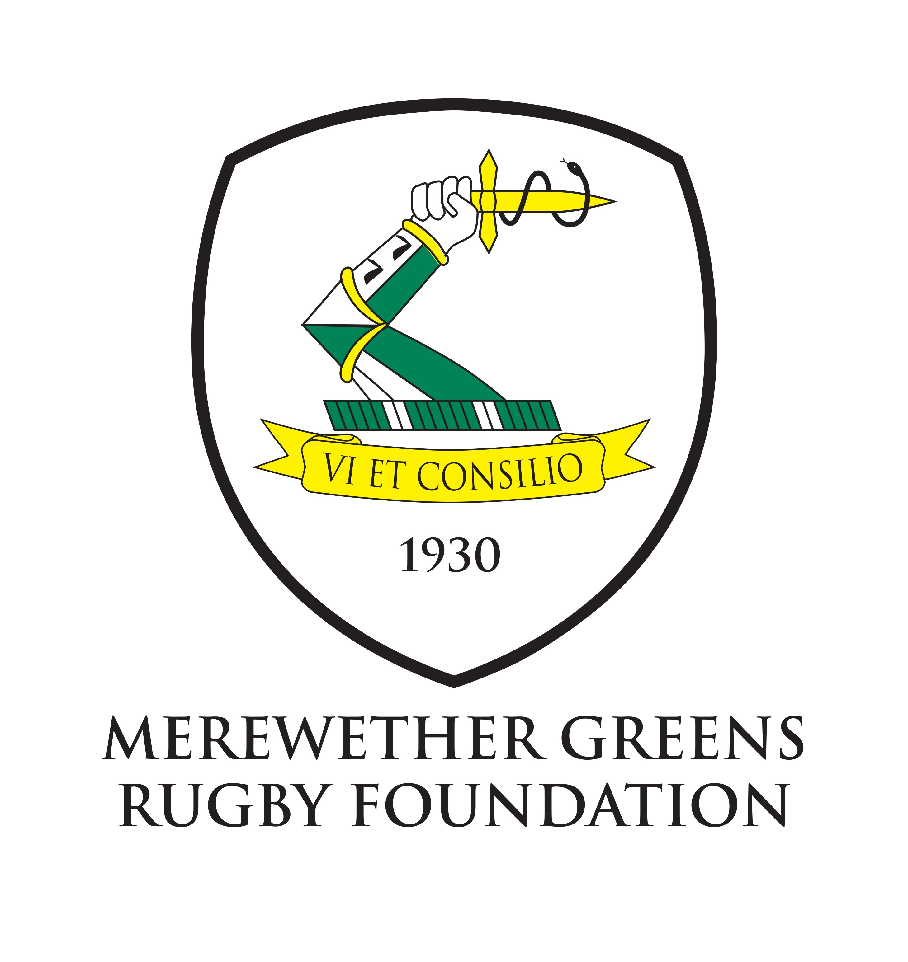 Merewether Greens Rugby Foundation Logo