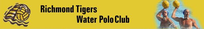 Richmond Water Polo Club Development Fund Logo
