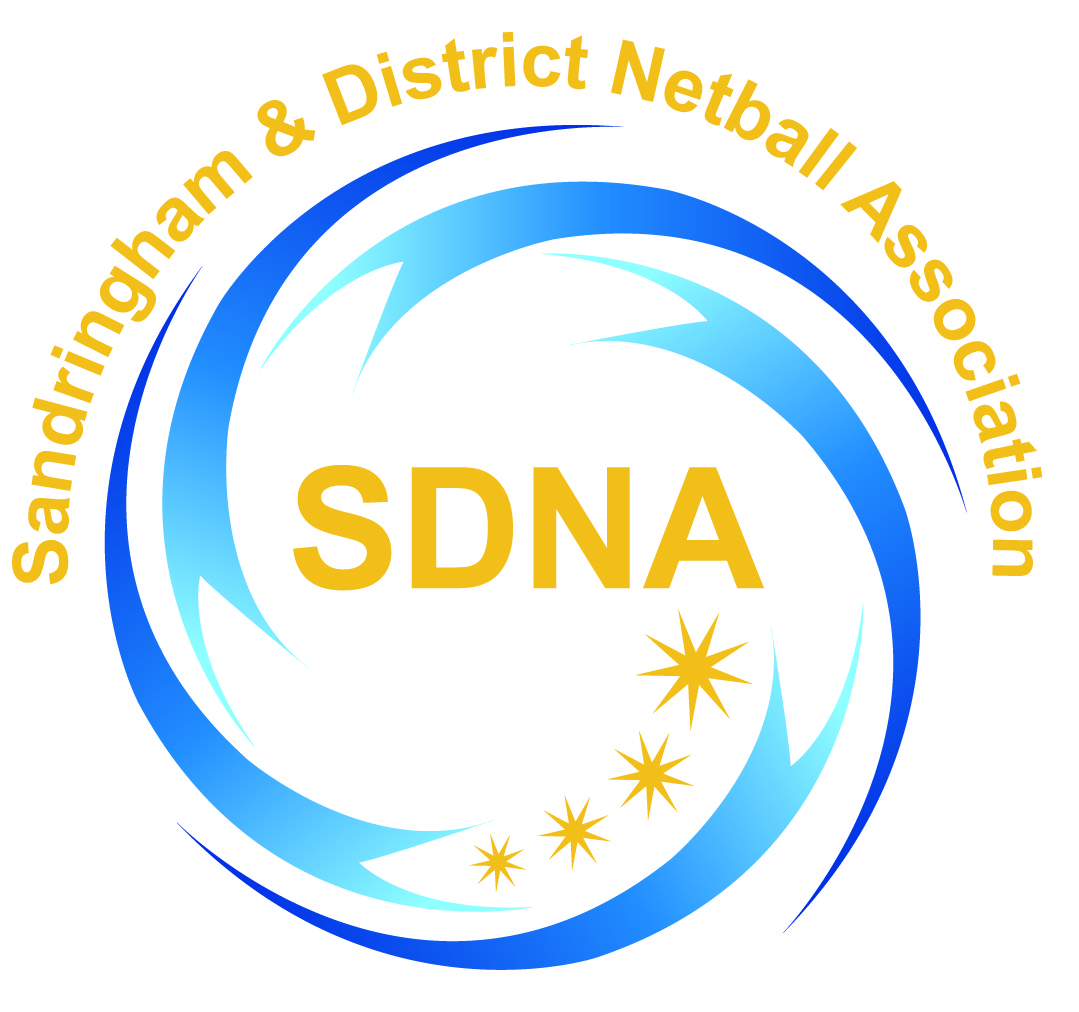 Sandringham and District Netball Association Banner