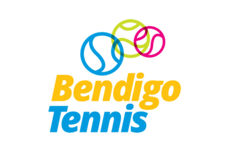 Bendigo Tennis For Generations Logo