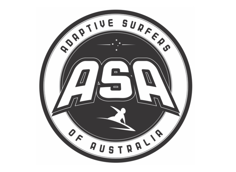 Adaptive Surfers of Australia - ASA Logo