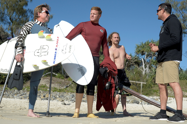 Adaptive Surfers of Australia (ASA) Banner