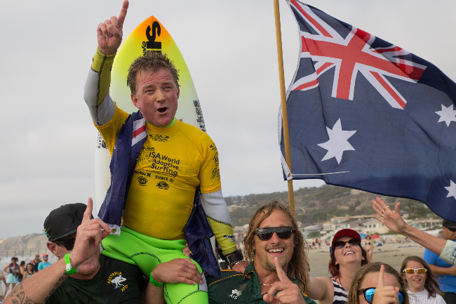 Surfing Australia Fundraising Initiatives Banner