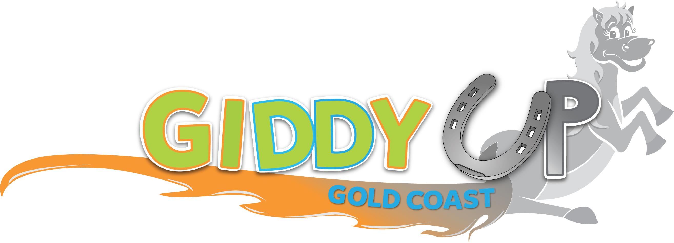 Giddy Up Gold Coast Facilities and Resources Logo