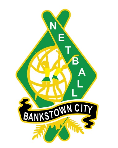 Bankstown City Netball Snags for Confident Girls Logo