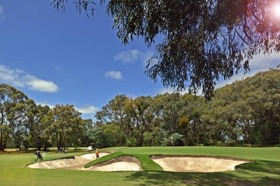 Leongatha Golf Club Foundation Banner