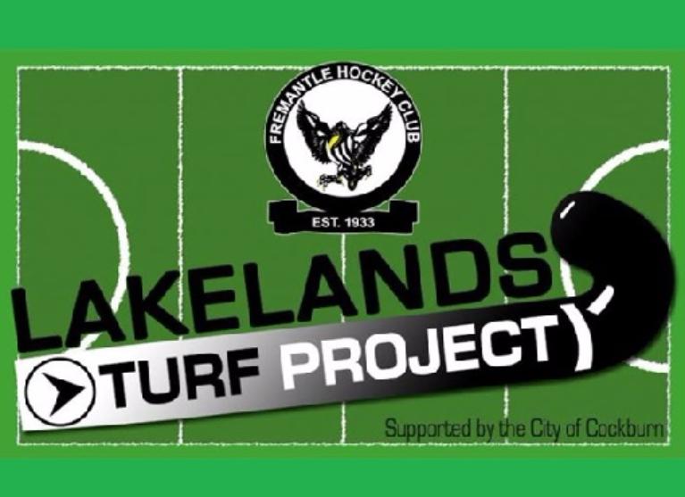 FHC Lakelands Turf Project Logo