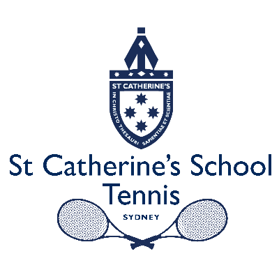 St Catherines Tennis Logo