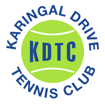 Karingal Drive Tennis Court Surface Upgrade Logo