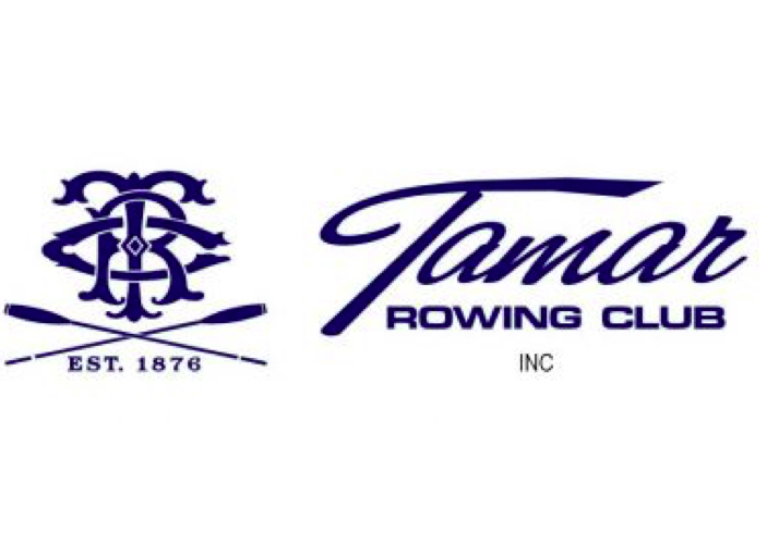 Tamar Rowing Club Flood Recovery Logo