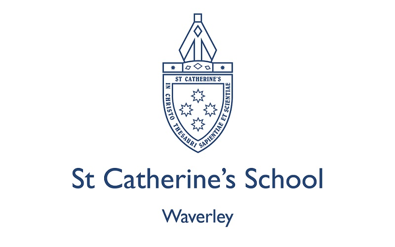 St Catherines School Sports Fund Logo
