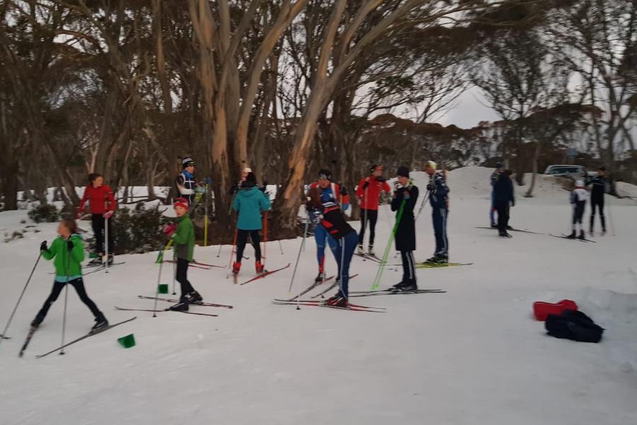 Australian Biathlon Future Stars Project Banner