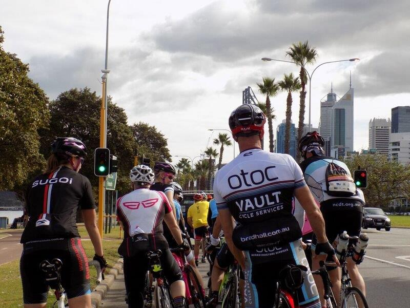 Cycling Development Foundation Banner