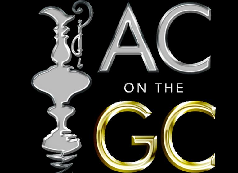 AC on the GC Logo
