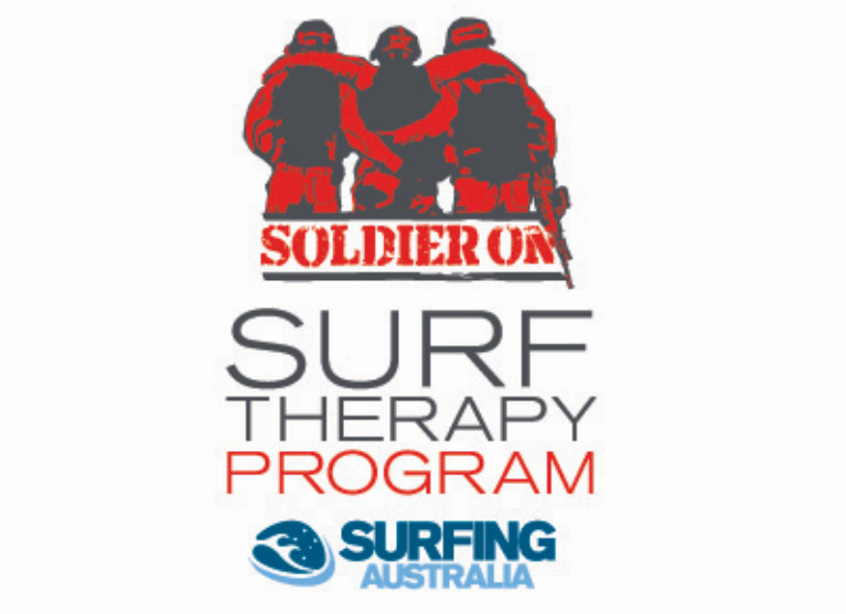 Surf Therapy Program Logo