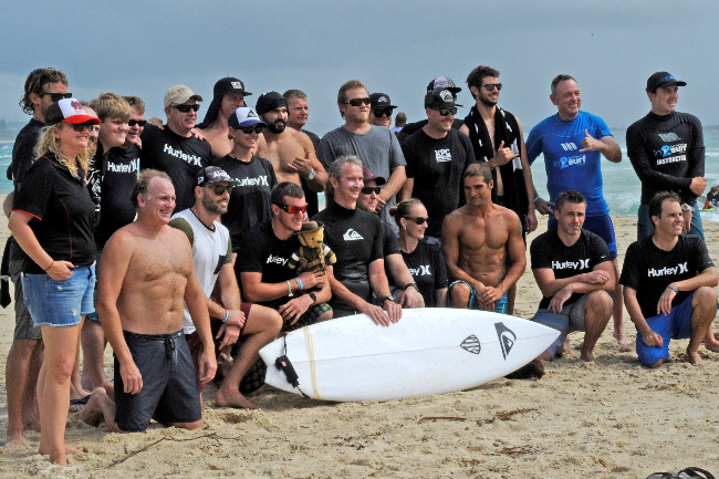 Surf Therapy Program Banner