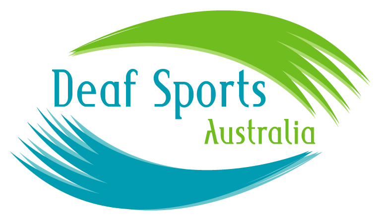 Deaf Sports Australia Foundation Logo