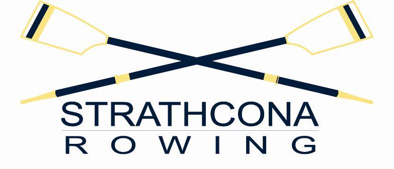 Strathcona Baptist Girls Grammar Rowing Logo