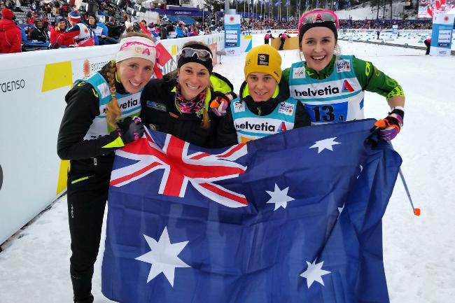 AUSXC 2019 World Championship Banner