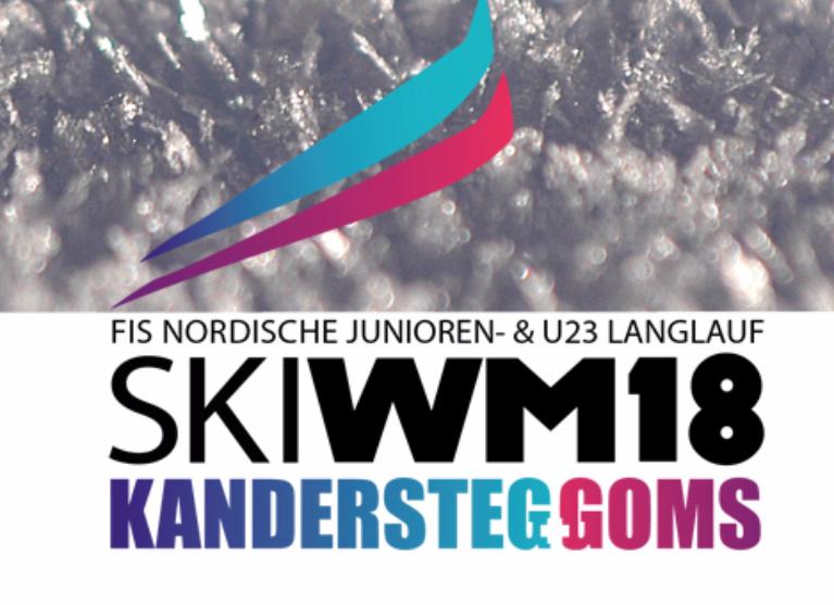 AUSXC 2018 World Junior U23 Championship Logo