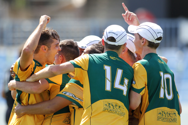 19s Mixed Trans Tasman Series Banner