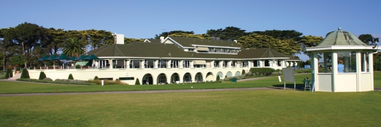 The Victoria Golf Club Foundation Banner