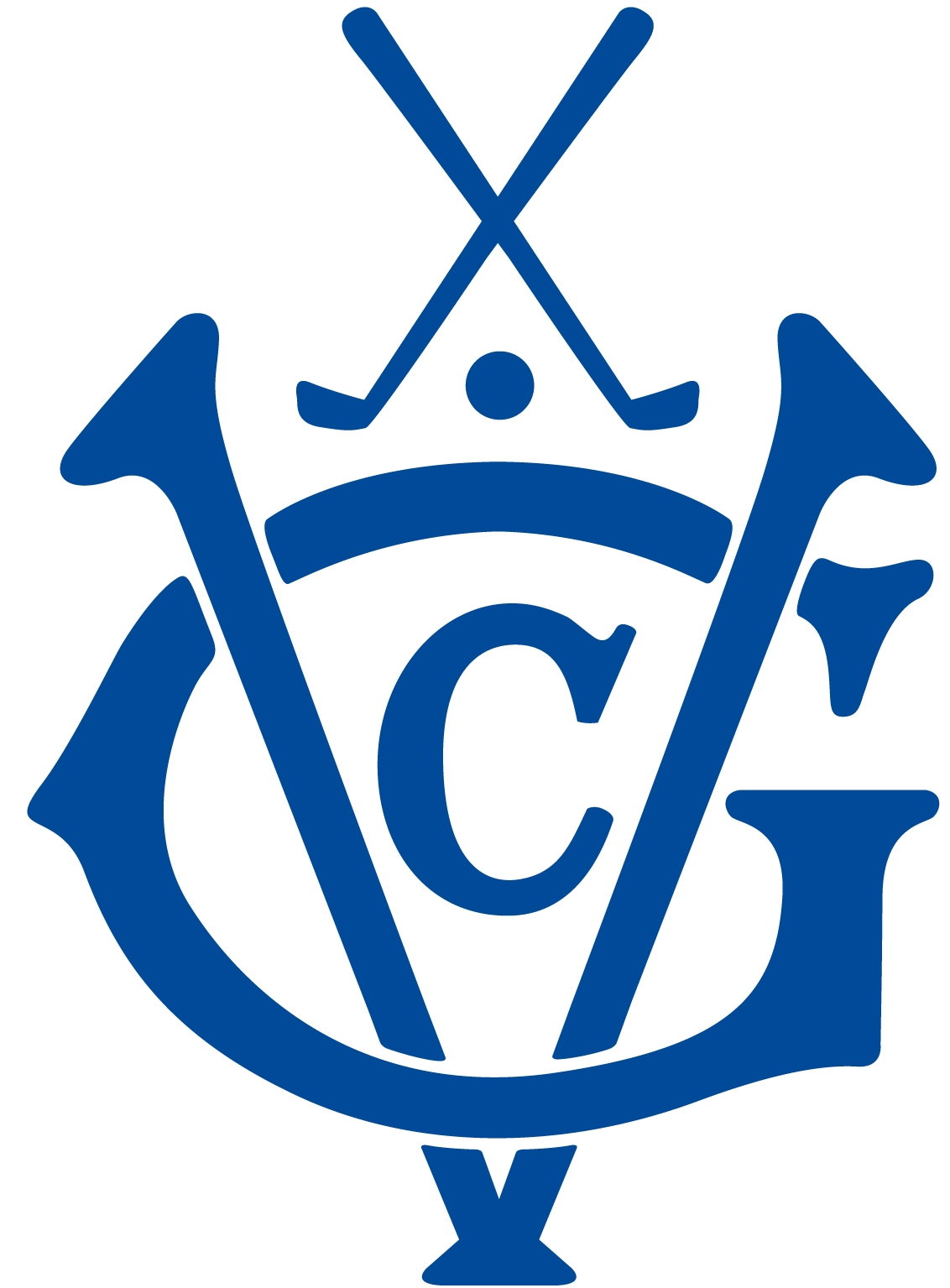 The Victoria Golf Club Foundation Logo