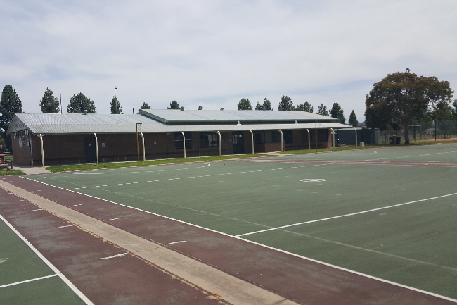 Kelly Park Netball Courts Refurbishment Banner