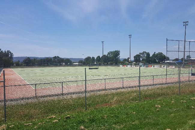 Wodonga Hockey Field Refurbishment Banner