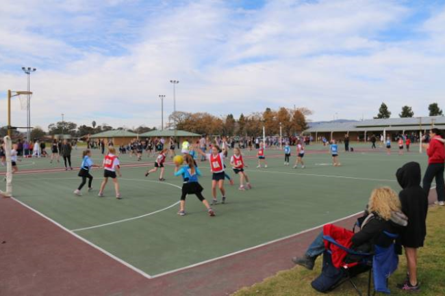 Wodonga City Council Sport Facilities Fund Banner