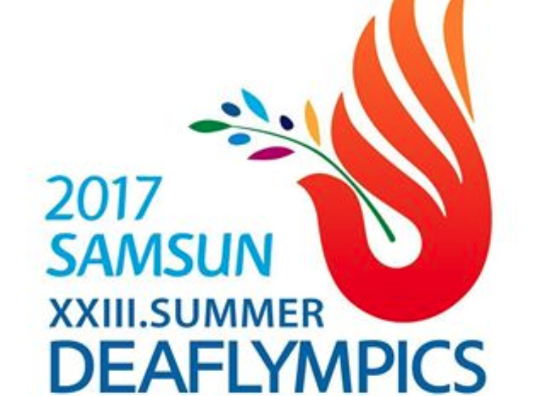 Australian Deaflympic Team Logo