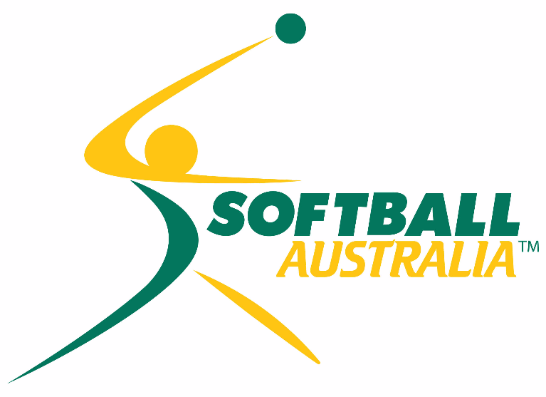 Softball Club Development Logo
