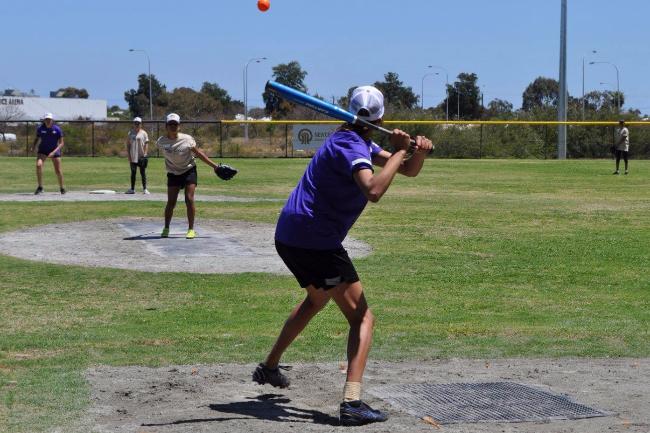 Softball Participation Fund Banner